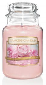 Aromatická svíčka, Yankee Candle Blush Bouquet, hoření až 150 hod