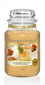 Aromatická svíčka, Yankee Candle Calamansi Cocktail, hoření až 150 hod