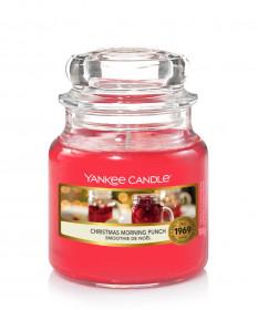 Aromatická svíčka, Yankee Candle Christmas Morning Punch, hoření až 30 hod