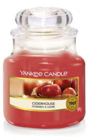 Aromatická svíčka, Yankee Candle Ciderhouse, hoření až 30 hod