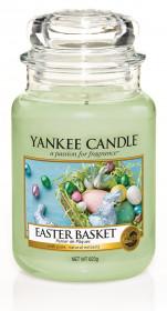 Aromatická svíčka, Yankee Candle Easter Basket, hoření až 150 hod