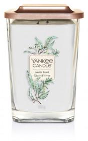 Aromatická svíčka, Yankee Candle Elevation Arctic Frost, hoření až 80 hod