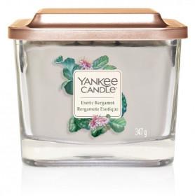Aromatická svíčka, Yankee Candle Elevation Exotic Bergamot, hoření až 38 hod