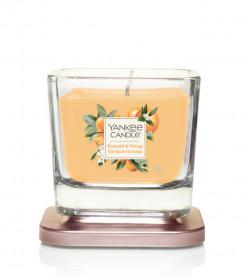Aromatická svíčka, Yankee Candle Elevation Kumquat & Orange, hoření až 28 hod