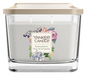 Aromatická svíčka, Yankee Candle Elevation Passionflower, hoření až 38 hod