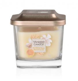 Aromatická svíčka, Yankee Candle Elevation Rice Milk & Honey, hoření až 28 hod