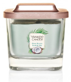 Aromatická svíčka, Yankee Candle Elevation Shore Breeze, hoření až 28 hod