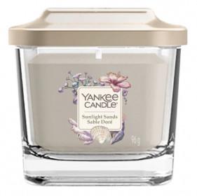 Aromatická svíčka, Yankee Candle Elevation Sunlight Sands, hoření až 28 hod