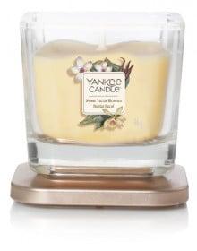 Aromatická svíčka, Yankee Candle Elevation Sweet Nectar Blossom, hoření až 28 hod