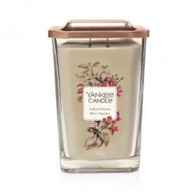 Aromatická svíčka, Yankee Candle Elevation Velvet Woods, hoření až 80 hod