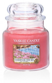 Aromatická svíčka, Yankee Candle Garden by the Sea, hoření až 75 hod