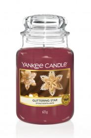 Aromatická svíčka, Yankee Candle Glittering Star, hoření až 150 hod