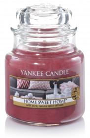 Aromatická svíčka, Yankee Candle Home Sweet Home, hoření až 30 hod