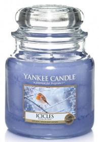 Aromatická svíčka, Yankee Candle Icicles, hoření až 75 hod