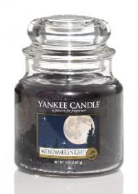 Aromatická svíčka, Yankee Candle Midsummer´s Night, hoření až 75 hod