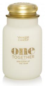 Aromatická svíčka, Yankee Candle One Together, hoření až 150 hod