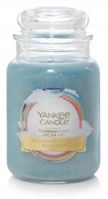 Aromatická svíčka, Yankee Candle Rainbow's End, hoření až 150 hod