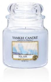 Aromatická svíčka, Yankee Candle Sea Air, hoření až 75 hod