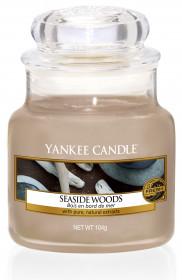 Aromatická svíčka, Yankee Candle Seaside Woods, hoření až 30 hod