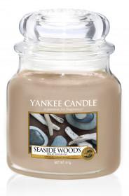 Aromatická svíčka, Yankee Candle Seaside Woods, hoření až 75 hod