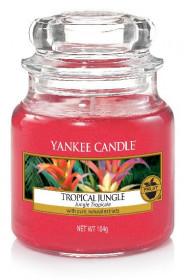 Aromatická svíčka, Yankee Candle Tropical Jungle, hoření až 30 hod