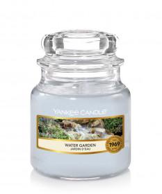 Aromatická svíčka, Yankee Candle Water Garden, hoření až 30 hod