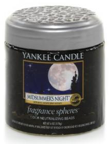 Aromatické perly, Yankee Candle Spheres Midsummer´s Night, provonění až 4 týdny