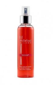 Aromatický bytový sprej, Millefiori Natural, Mela & Cannella, 150 ml