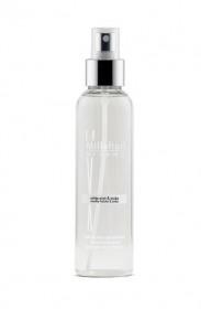 Aromatický bytový sprej, Millefiori Natural, White Mint & Tonka, 150 ml