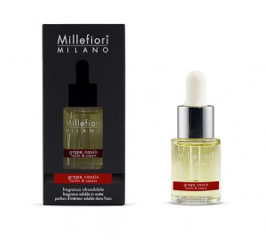 Aromatický olej, Millefiori Natural, Grape Cassis, 15 ml
