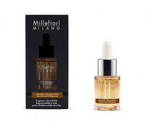 Aromatický olej, Millefiori Natural, Sandalo Bergamotto, 15 ml