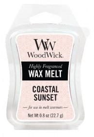 Aromatický vosk, WoodWick Coastal Sunset, provonění minimálně 8 hod