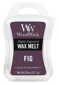 Aromatický vosk, WoodWick Fig, provonění minimálně 8 hod