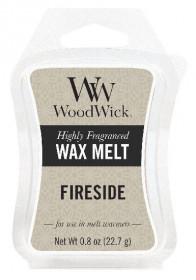 Aromatický vosk, WoodWick Fireside, provonění minimálně 8 hod