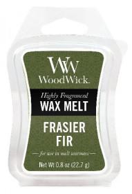 Aromatický vosk, WoodWick Frasier Fir, provonění minimálně 8 hod