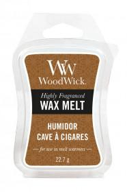 Aromatický vosk, WoodWick Humidor, provonění minimálně 8 hod