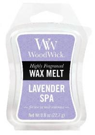 Aromatický vosk, WoodWick Lavender Spa, provonění minimálně 8 hod