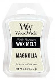 Aromatický vosk, WoodWick Magnolia, provonění minimálně 8 hod