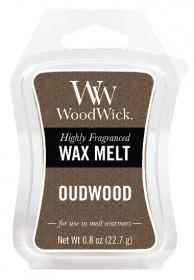 Aromatický vosk, WoodWick Oudwood, provonění minimálně 8 hod
