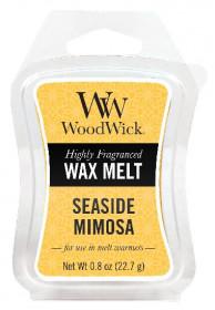 Aromatický vosk, WoodWick Seaside Mimosa, provonění minimálně 8 hod