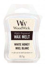 Aromatický vosk, WoodWick White Honey, provonění minimálně 8 hod