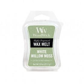 Aromatický vosk, WoodWick White Willow Moss, provonění minimálně 8 hod