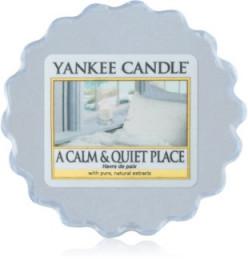 Aromatický vosk, Yankee Candle A Calm & Quiet Place, provonění až 8 hod