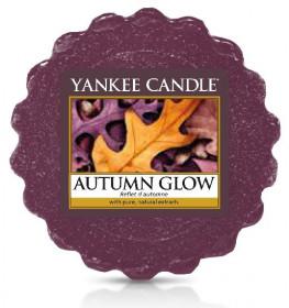 Aromatický vosk, Yankee Candle Autumn Glow, provonění až 8 hod