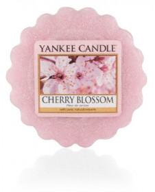 Aromatický vosk, Yankee Candle Cherry Blossoms, provonění až 8 hod