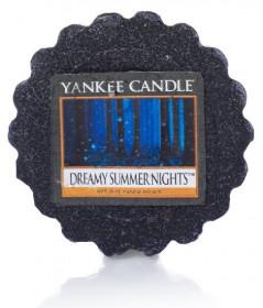 Aromatický vosk, Yankee Candle Dreamy Summer Nights, provonění až 8 hod