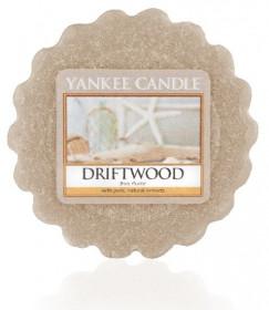 Aromatický vosk, Yankee Candle Driftwood, provonění až 8 hod
