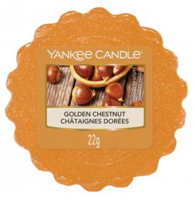 Aromatický vosk, Yankee Candle Golden Chestnut, provonění až 8 hod