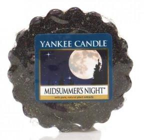 Aromatický vosk, Yankee Candle Midsummer´s Night, provonění až 8 hod