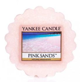 Aromatický vosk, Yankee Candle Pink Sands, provonění až 8 hod